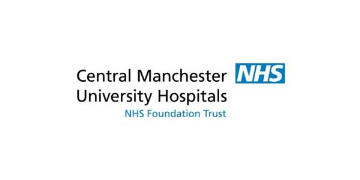 Logo for Central Manchester University Hospitals NHS Foundation Trust