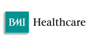 Logo for BMI Healthcare